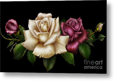 Unity Metal Print by Cheryl Young