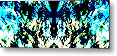 Untitled1 Metal Print by Danny Lally