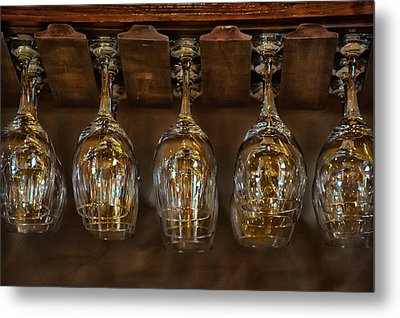 Warm Reflections Metal Print by Brenda Bryant