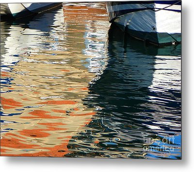 Water Ballet Metal Print by Randy Sprout