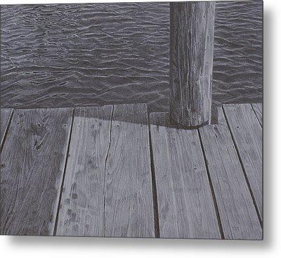Water1 Metal Print by Jeffrey Babine