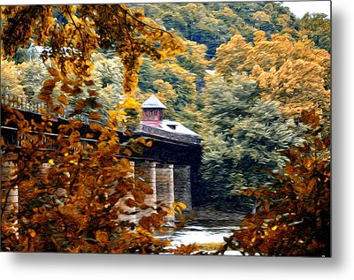 West Virginia Morn Metal Print by Bill Cannon