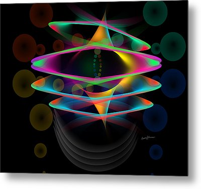 Whimsey Metal Print by Anthony Caruso