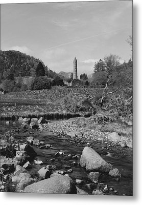Wicklow Scenery Metal Print by Marcio Faustino