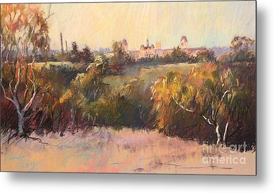 Willesmere From Charitas Metal Print by Pamela Pretty