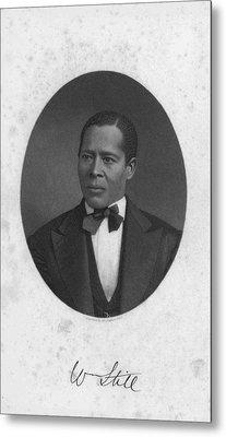 William Still 1821-1902, Abolitionist Metal Print by Everett