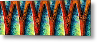 World Wide Web Metal Print by Paul Wear