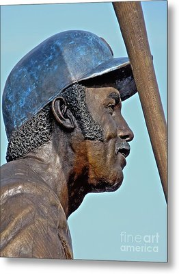 Billy Williams Metal Print by David Bearden