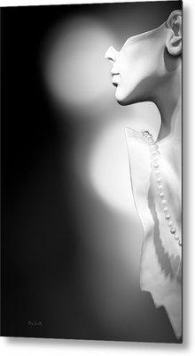 Nod And A Whisper Metal Print by Bob Orsillo
