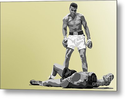 059. Float Like A Butterfly Metal Print by Tam Hazlewood