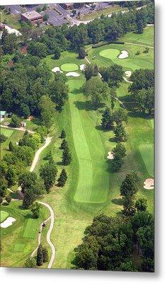 16th Hole Sunnybrook Golf Club Metal Print by Duncan Pearson