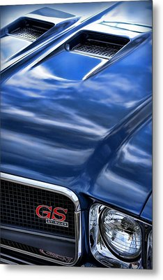 1970 Buick Gs 455  Metal Print by Gordon Dean II