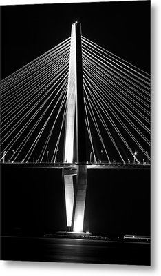 Arthur Ravenel Jr. Bridge  Metal Print by Dustin K Ryan