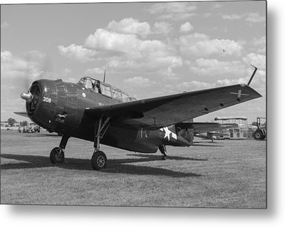 Avenger Metal Print by Aircraft  In Motion