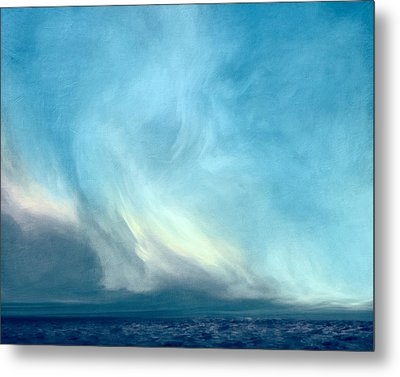 Barren Lands Metal Print by Lonnie Christopher