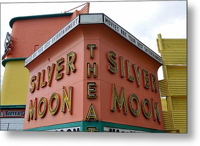 Classic Drive In Metal Print by David Lee Thompson