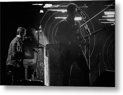 Coldplay9 Metal Print by Rafa Rivas