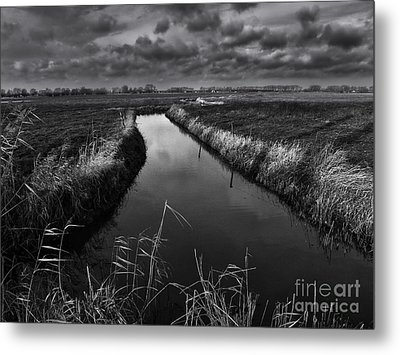 Damme, Belgium Metal Print by Stephen Smith