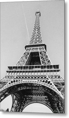 Eiffel Tower Metal Print by Diana Haronis