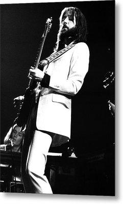 Eric Clapton 1973 Metal Print by Chris Walter