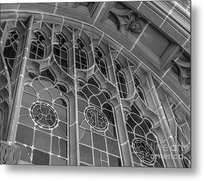 Georgetown University Healy Hall Metal Print by University Icons