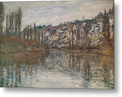 Giverny Metal Print by Claude Monet