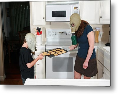 Have A Cookie  Metal Print by Michael Ledray