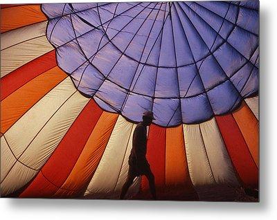Hot Air Balloon - 11 Metal Print by Randy Muir