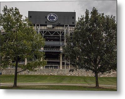Penn State Beaver Stadium  Metal Print by John McGraw
