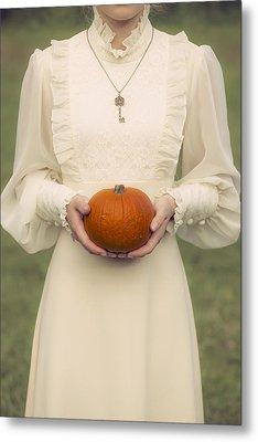 Pumpkin Metal Print by Joana Kruse