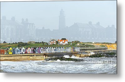 Southwold Metal Print by Svetlana Sewell