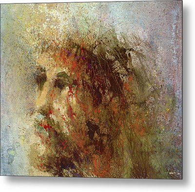 The Lamb Metal Print by Andrew King