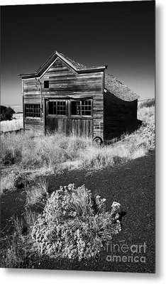 Under The Weight Of It All Metal Print by Mike  Dawson