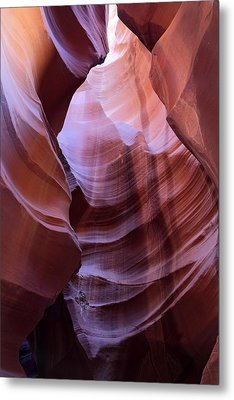 Upper Antelope Canyon  Metal Print by Pierre Leclerc Photography