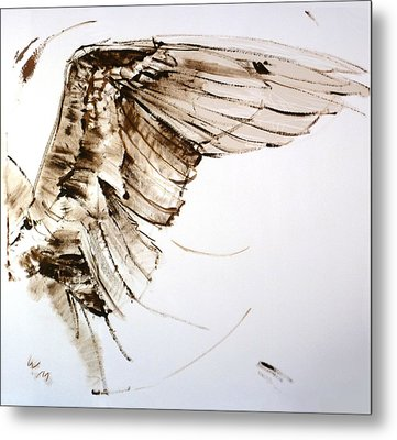 11.11 Wing Metal Print by Bill Mather
