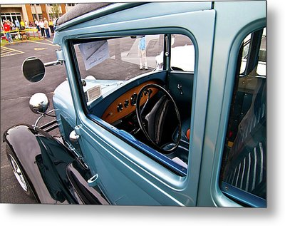 1929 Ford 2056 Metal Print by Guy Whiteley