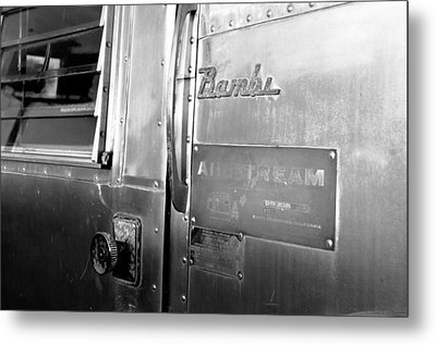 1930 Bambi Travel Trailer Metal Print by David Lee Thompson