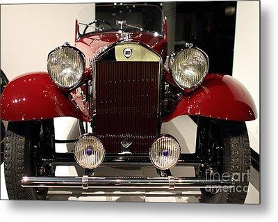 1932 Lancia Dilambda Tourer - 7d17207 Metal Print by Wingsdomain Art and Photography