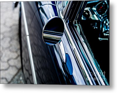 Metal Print featuring the photograph 1950s Chevrolet by M G Whittingham