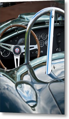 1966 Shelby 427 Cobra Metal Print by Jill Reger