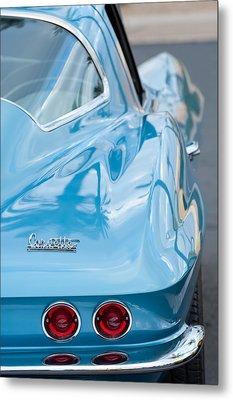 1967 Chevrolet Corvette 11 Metal Print by Jill Reger
