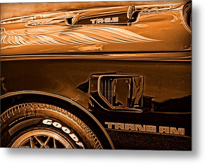 1980 Pontiac Trans Am Metal Print by Gordon Dean II