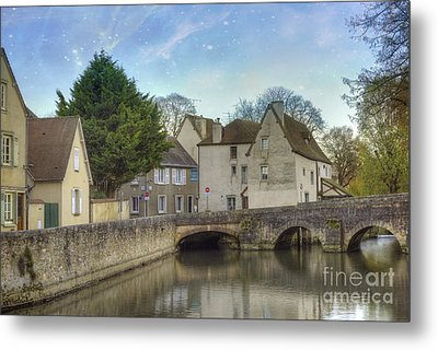 Chartres France Metal Print by Juli Scalzi