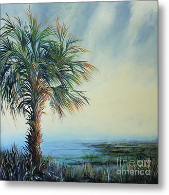 Florida Horizons Metal Print by Michele Hollister - for Nancy Asbell