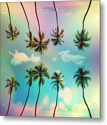 Florida Metal Print by Mark Ashkenazi