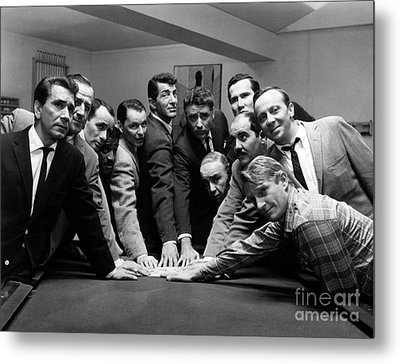 Ocean's 11 Promotional Photo Metal Print by The Titanic Project
