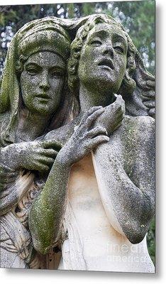 Kerepesi Cemetery, Budapest Metal Print by Vladi Alon