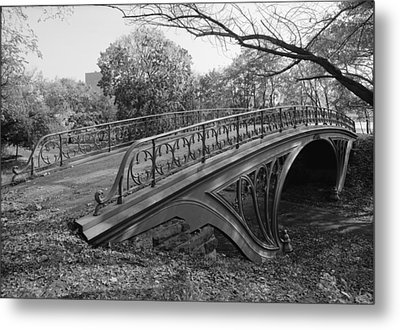 New York City, Central Parks Gothic Metal Print by Everett