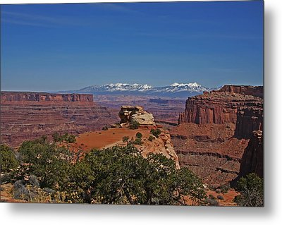 Canyonlands National Park Metal Print by Mark Smith