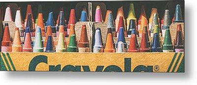 64 Colors Metal Print by Scott Norris